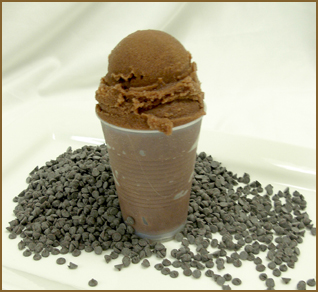 Chocolate Water Ice